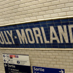 Metrostation Sully-Morland