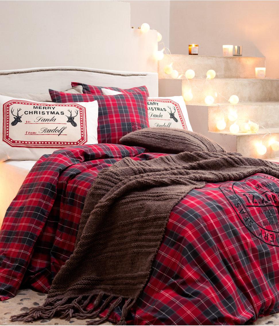 weihnachten im schlafzimmer h keln kochen gl cklich sein. Black Bedroom Furniture Sets. Home Design Ideas