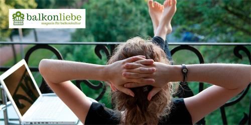 Balkonliebe Online Magazin