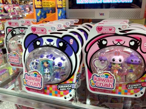 Neu: kawaii crush Spielzeug im Obletter München