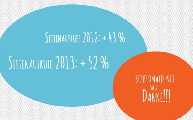 Blogstatistik 2013