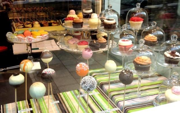 Mein 2014 ist hoffentlich volles Macarons und Cakepops