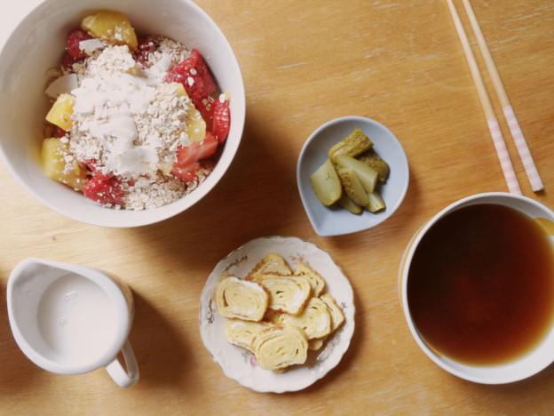 Abnehmen mit der SHRED-Diät: Sonntagsfrühstück