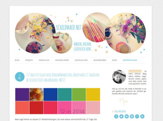 Neuer Look fürs Blog