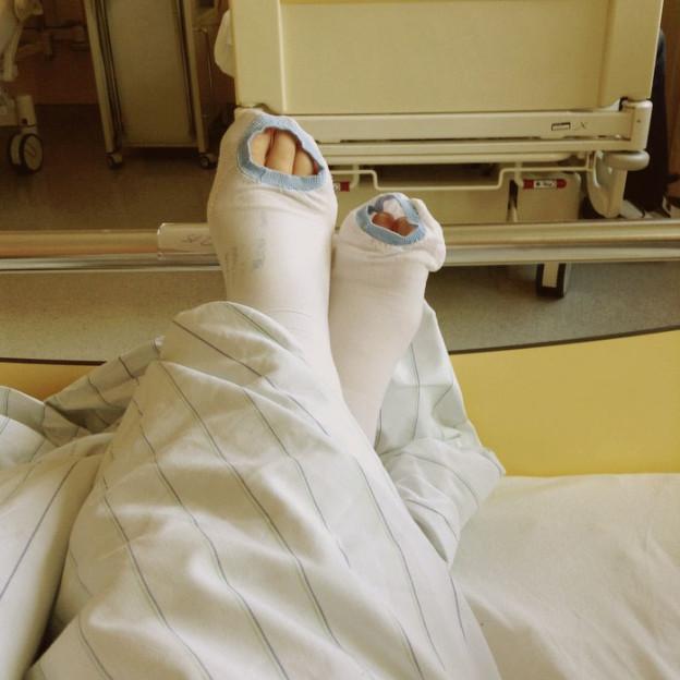 Wie man das Beste aus einem Krankenhausaufenthalt macht