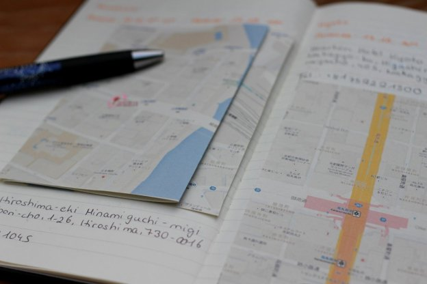 Selbstgemachter, persönlicher Japan Reiseführer