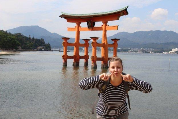 Japan-Heimkehrerin