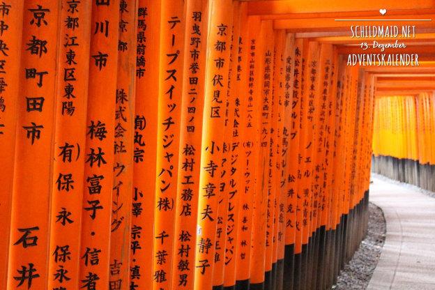 Japan-Adventskalender – 13. Dezember