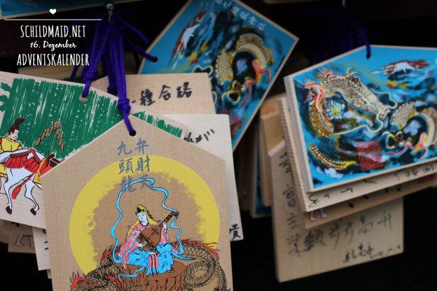 Japan-Adventskalender – 16. Dezember