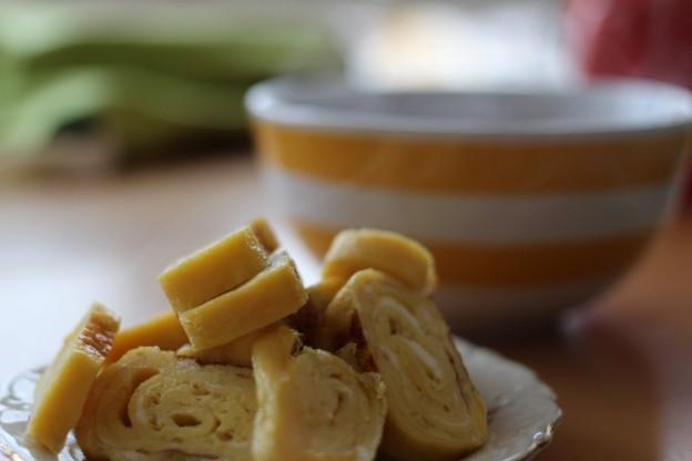 Japanisches Frühstück: Omlette