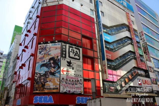 Tokios schräges Technikviertel: Akihabara
