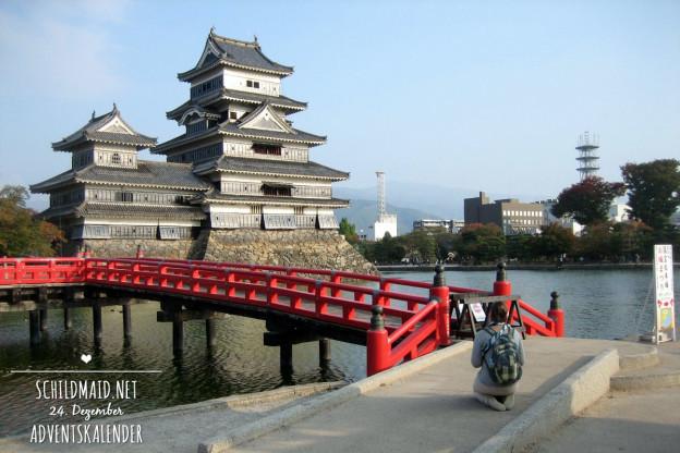 Japan behind the scenes: Mina fotografiert
